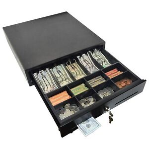 Cash Register Drawer For Point Of Sale pos System Rj 11 Connection To Printer
