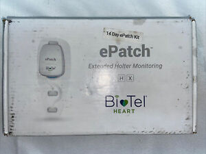 Epatch Extended Holter Monitoring