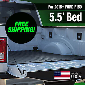 Bed Mat For 2015 Ford F 150 5 5 Bed Free Shipping