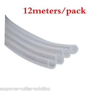 12m Tubing 4 line Solvent Ink Tube 4 2mmx2 8mm For Wide Format Printers