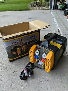 Appion G5 Twin Refrigerant Recovery Machine New