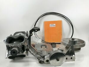 Nos Latham Axial Block Supercharger New Old Stock Small Block Chevy