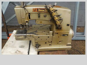Industrial Sewing Machine Model Union Special 34 700 Cover Stitch cylinder