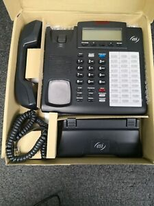 Esi 48 Key 30 button Charcoal Digital Display Speakerphone With Stand h512