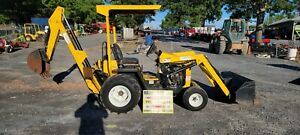 2006 Lay mor Lb30 Backhoe 445 Hours Just Serviced Runs And Operates Great