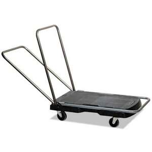 Rubbermaid Commercial Utility duty Home office Cart 250 Lb Capa 086876172997