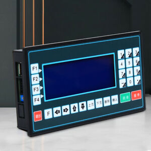 Usb 1 4 Axes Cnc Motion Controller Stepping Motor 150khz 480 Line Lcd Display