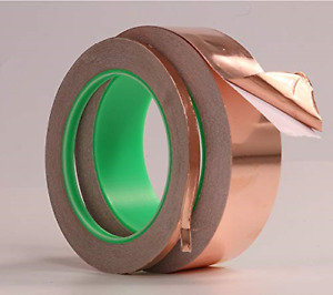Akdsteel Copper Foil Tape Double Guide Copper Foil Tape With Conductive Adhesive