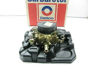 Acdelco 22 0590 Rochester 2 Bbl Carburetor 1978 Oldsmobile 260 Automatic W Ac