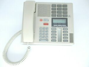 Northern Telecom Meridian M7310 ntb20 Beige Phone Business System Parts Only W2