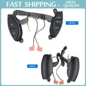 Steering Wheel Cruise Control Switch Buttons Assembly Fit For Ford F150 Ranger