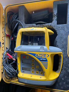 Spectra Precision Gl720 Dual Slope Laser Level Receiver Not Included