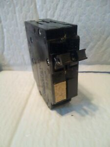 Crouse Hinds Mh215 2 Pole Tandem 15amp 120 240v Circuit Breaker Type Mh mm