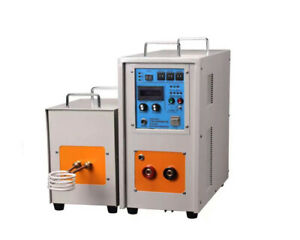 380v 45kw High Frequency Induction Heater Welder Quench Metal Melting Furnace