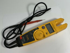 Fluke T51000 Voltage Continuity Current Electrical Tester Parts Only Not Working