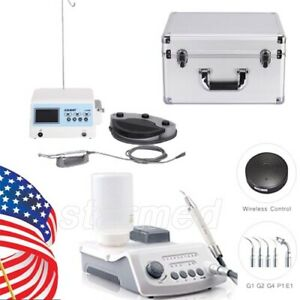 Dental Surgical Implant System Brushless Motor A cube Ultrasonic Scaler Vrn a8