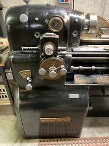 Monarch 10ee Lathe With Taper Attachment