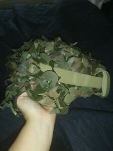 Unissued US Army Enhanced Combat Helmet ECH ACH IHPS with NVG Mount NEW LARGE $560.00