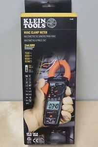Klein Tools Hvac Clamp Meter Cl440 New In Box