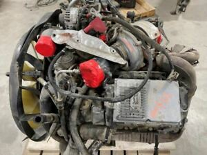 Used 2004 F350 Powerstroke6 0 Diesel Engine 220k Shipped Complete As Shown 29170