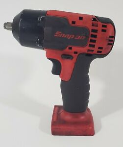 Snap On Ct8810 18v Cordless 3 8 Drive Impact Wrench For Parts Not Working