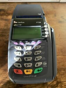 Verifone Vx510 Credit Card Reader Terminal Only No Wires As Is Not Tested