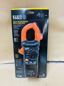 Brand New Sealed klein Tools Cl390 Auto ranging Digital Clamp Meter