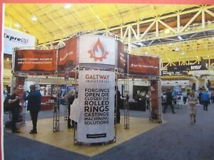Trade Show Booth Display 20 X 20