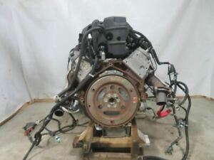 4 8 Liter Engine Motor Ly2 Gm Gmc Chevy 104k Complete Drop Out Ls Swap