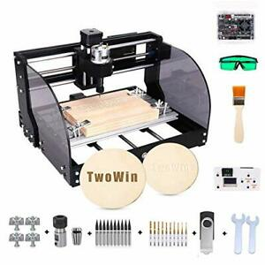 3018 Pro m 2 in 1 Engraving Machine diy Mini Cnc Wood Router 3 Axis Grbl