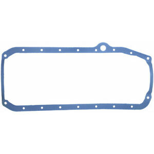 Fel Pro 1885 Engine Oil Pan Gasket For 1957 74 Chevy Sbc 265 283 302 307 327 400