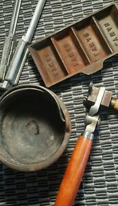 Vintage Lyman Reloading Collection ... includes all items shown. $200.00