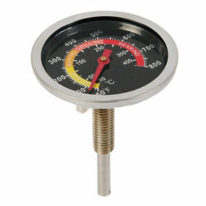 Thermometer For The Smoker Grill Of The Pizza Oven 1 L_s 1299