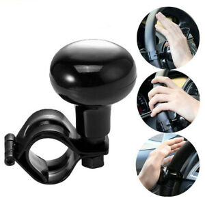 Universal steering wheel rotates the heavy duty truck handle suicide power knob $4.99