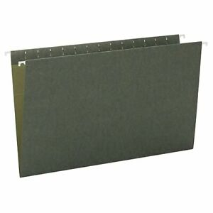 Legal Size Hanging File Cabinet Folders 25 Pack No Tabs