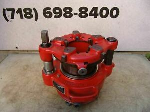 Ridgid 141 Die Pipe Threader 2 1 2 To 4 For 300 535 Threading Mint Condition