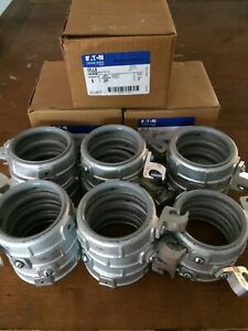 Eaton Crouse hinds Gll8 3 Mi Grounding Bushing lay in Lug 105 Degc Rated lot