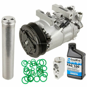 For Nissan Altima 2013 2014 2015 Ac Compressor A C Repair Kit Tcp