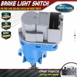 Brake Light Switch Lamp For Ford F 150 2010 2020 Expedition Focus Lincoln Mazda