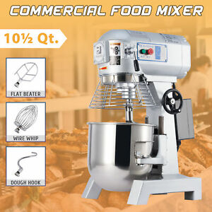 600w Household Stand Mixer W 10qt Stainless Steel Mixing Bowl Kitchen Appliance