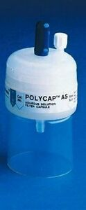 Whatman Polycap 36as Filter With Filling Bell 6706 3602