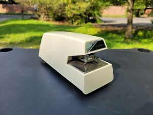 Vintage Swingline 67 Electric Stapler 3 Suction Cup Base Works Office Supplies