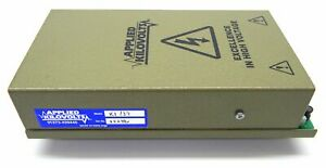 Applied Kilovolts K1 37 High Voltage Power Supply For Icp ms Thermo Vg Pq Excell