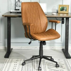 Home Office Desk Chairs High Back Ergonomic Executive Chair Swivel Task Chair