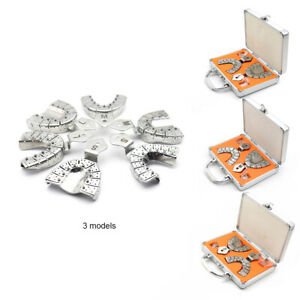 Stainless Steel Autoclavable Implant Impression Trays Dental Othodontic Support