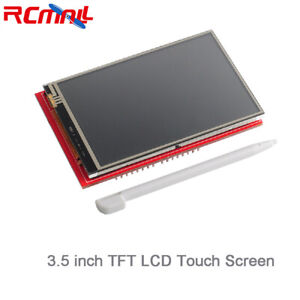 3 5 Inch Tft Lcd Display Module Touch Screen 5v 3 3v 480x320 For Arduino Mega256