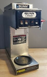 Bunn Coffee Brewer Maker Model Stf 15 Commercial