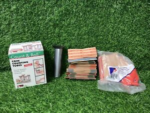 Magnif Coin Sorter Kit drop In Coins spill Excess And Roll made In Usa rolls