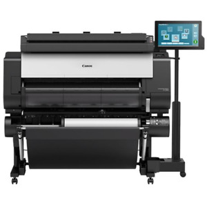 Canon Imageprograf Tx 3000 36 inch 1 Roll Color Wide Format Printer Scanner
