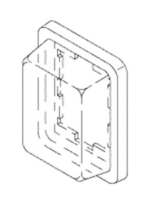Patterson Dental Switch Cover rpi Part rpc769